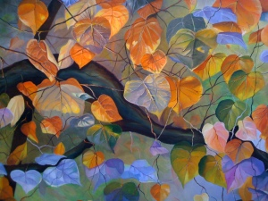 Autumn Splendor- Oils